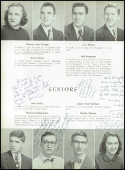 Page 16, 1953 Edition, Garth High School - Green and White Yearbook (Georgetown, KY) online yearbook collection