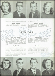 Page 17, 1953 Edition, Garth High School - Green and White Yearbook (Georgetown, KY) online yearbook collection