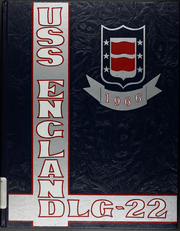 1966 Edition, England (DLG 22) - Naval Cruise Book