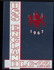 1967 Edition, England (DLG 22) - Naval Cruise Book