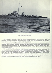 Page 6, 1967 Edition, England (DLG 22) - Naval Cruise Book online yearbook collection