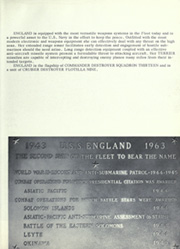 Page 7, 1967 Edition, England (DLG 22) - Naval Cruise Book online yearbook collection