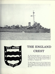 Page 7, 1972 Edition, England (DLG 22) - Naval Cruise Book online yearbook collection