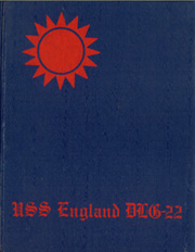 1974 Edition, England (DLG 22) - Naval Cruise Book