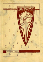Page 17, 1920 Edition, Virginia Polytechnic Institute - Bugle Yearbook (Blacksburg, VA) online yearbook collection