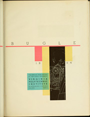 Page 7, 1934 Edition, Virginia Polytechnic Institute - Bugle Yearbook (Blacksburg, VA) online yearbook collection