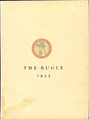 Page 7, 1935 Edition, Virginia Polytechnic Institute - Bugle Yearbook (Blacksburg, VA) online yearbook collection