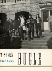 Page 9, 1947 Edition, Virginia Polytechnic Institute - Bugle Yearbook (Blacksburg, VA) online yearbook collection
