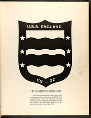 Page 7, 1978 Edition, England (CG 22) - Naval Cruise Book online yearbook collection