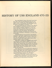 Page 9, 1978 Edition, England (CG 22) - Naval Cruise Book online yearbook collection