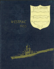 Page 1, 1985 Edition, England (CG 22) - Naval Cruise Book online yearbook collection