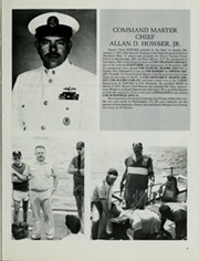 Page 13, 1985 Edition, England (CG 22) - Naval Cruise Book online yearbook collection