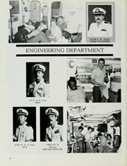 Page 14, 1985 Edition, England (CG 22) - Naval Cruise Book online yearbook collection