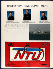 Page 12, 1989 Edition, England (CG 22) - Naval Cruise Book online yearbook collection