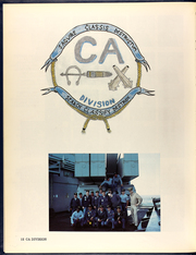 Page 16, 1989 Edition, England (CG 22) - Naval Cruise Book online yearbook collection