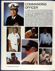 Page 8, 1989 Edition, England (CG 22) - Naval Cruise Book online yearbook collection