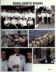 Page 11, 1990 Edition, England (CG 22) - Naval Cruise Book online yearbook collection