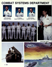 Page 12, 1990 Edition, England (CG 22) - Naval Cruise Book online yearbook collection
