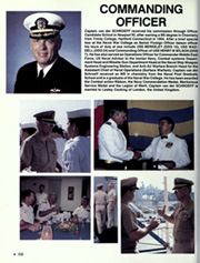 Page 8, 1990 Edition, England (CG 22) - Naval Cruise Book online yearbook collection