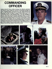 Page 9, 1990 Edition, England (CG 22) - Naval Cruise Book online yearbook collection