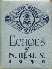 1950 Edition, North Warren High School - Echoes Yearbook (Smiths Grove, KY)