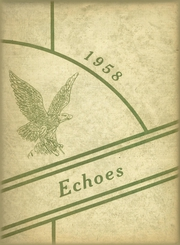 Page 1, 1958 Edition, North Warren High School - Echoes Yearbook (Smiths Grove, KY) online yearbook collection
