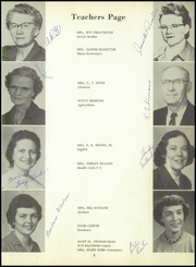 Page 13, 1958 Edition, North Warren High School - Echoes Yearbook (Smiths Grove, KY) online yearbook collection