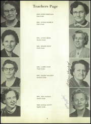 Page 14, 1958 Edition, North Warren High School - Echoes Yearbook (Smiths Grove, KY) online yearbook collection