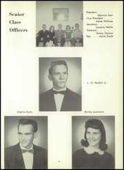 Page 17, 1958 Edition, North Warren High School - Echoes Yearbook (Smiths Grove, KY) online yearbook collection