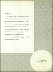 Page 9, 1958 Edition, North Warren High School - Echoes Yearbook (Smiths Grove, KY) online yearbook collection