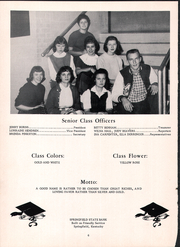 Page 10, 1960 Edition, Mackville High School - Thorobred Yearbook (Mackville, KY) online yearbook collection