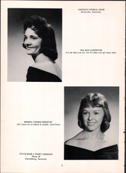Page 12, 1960 Edition, Mackville High School - Thorobred Yearbook (Mackville, KY) online yearbook collection