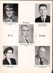 Page 8, 1960 Edition, Mackville High School - Thorobred Yearbook (Mackville, KY) online yearbook collection