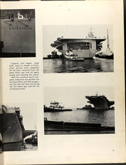 Page 13, 1971 Edition, Enterprise (CVAN 65) - Naval Cruise Book online yearbook collection