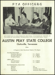 Page 12, 1958 Edition, Guthrie High School - Eagle Yearbook (Guthrie, KY) online yearbook collection