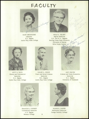 Page 15, 1958 Edition, Guthrie High School - Eagle Yearbook (Guthrie, KY) online yearbook collection