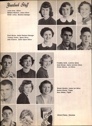 Page 14, 1952 Edition, Beechmont High School - Eagle Yearbook (Hawesville, KS) online yearbook collection