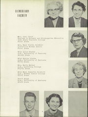 Page 13, 1953 Edition, Midway High School - Echo Yearbook (Midway, KY) online yearbook collection