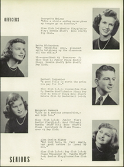 Page 17, 1953 Edition, Midway High School - Echo Yearbook (Midway, KY) online yearbook collection