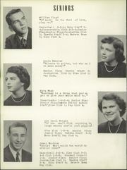 Midway High School - Echo Yearbook (Midway, KY) online yearbook collection, 1953 Edition, Page 18