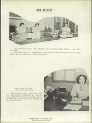 Midway High School - Echo Yearbook (Midway, KY) online yearbook collection, 1953 Edition, Page 33