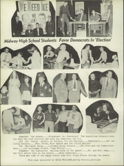 Midway High School - Echo Yearbook (Midway, KY) online yearbook collection, 1953 Edition, Page 40