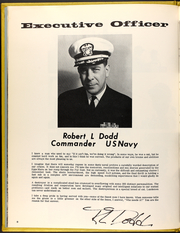 Page 10, 1966 Edition, Epperson (DD 719) - Naval Cruise Book online yearbook collection