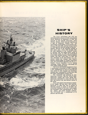 Page 7, 1966 Edition, Epperson (DD 719) - Naval Cruise Book online yearbook collection