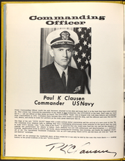 Page 8, 1966 Edition, Epperson (DD 719) - Naval Cruise Book online yearbook collection