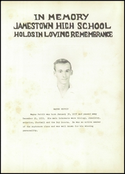 Page 7, 1953 Edition, Jamestown High School - Hilltopics Yearbook (Jamestown, KY) online yearbook collection