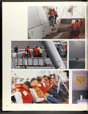 Page 16, 1992 Edition, Durham (LKA 114) - Naval Cruise Book online yearbook collection