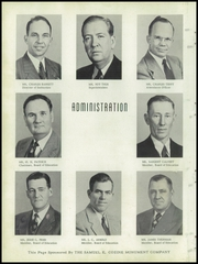 Page 14, 1953 Edition, Bridgeport High School - Milestone Yearbook (Frankfort, KY) online yearbook collection