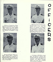 Page 15, 1955 Edition, Erben (DD 631) - Naval Cruise Book online yearbook collection