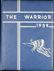 Almo High School - Warrior Yearbook (Almo, KY) online yearbook collection, 1959 Edition, Page 1